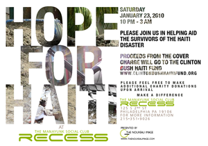Hope for Haiti 1