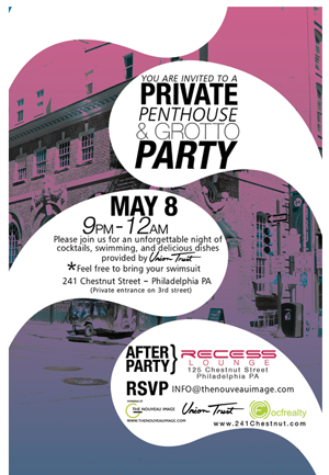 Private Penthouse & Grotto Party 1