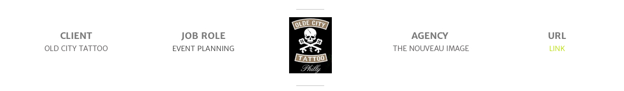 OLD CITY TATTOO EVENT BANNER