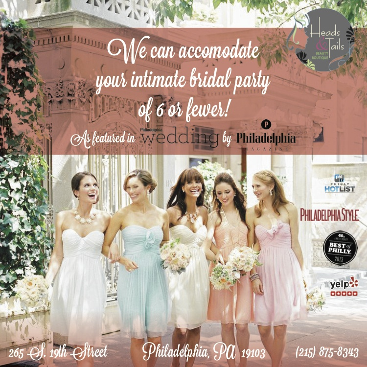 Heads And Tails Bridal Services