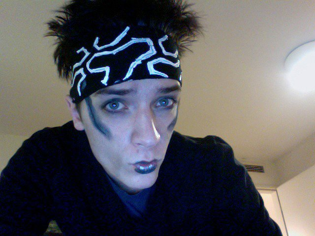 DIY Zoolander Halloween Costume