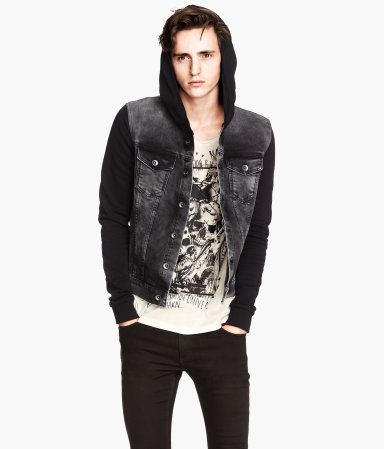 Mens must Haves denim jacket fall