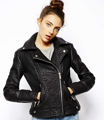 must have fall jackets, fall jackets, leather jackets, textured leather, fashion, the nouveau image