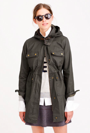 must have fall jackets, fall jackets, field jackets, military jackets, trendy, fall, coats, fashion, the nouveau image