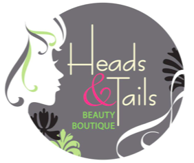 Heads and Tails, Heads & Tails Beauty Boutique, Blow out bar, blowdry bar,