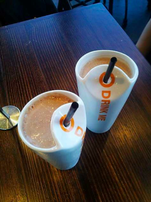 Nation Frappe Day, Frappe, Max Brenner, Max Brenner chocolate, Philadelphia, Philly, The Nouveau Image