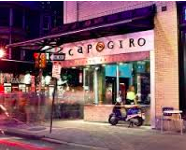 Capogrio Gelato, National Frappe Day, Frappe, The Nouveau Image, Philadelphia