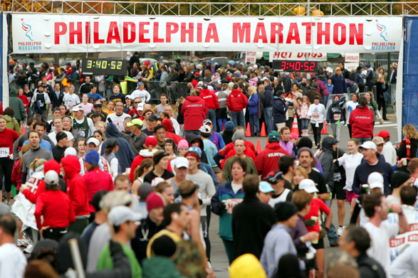 Philly Marathon
